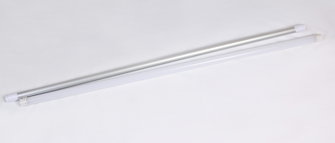 8Ft Indoor LED Tube Light Aluminum PC Material AC85 - 265V 50 / 60Hz 1198MM