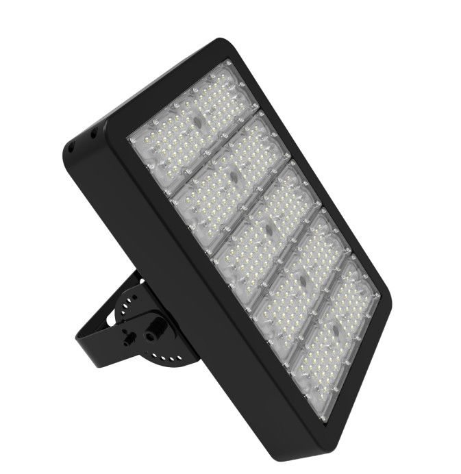 Modular Ultra Slim Outdoor LED Flood Lights 3 Years Warranty AC85 - 265V